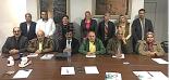 اجتماع مجلس إدارة الجمعية العربية للحضارة والفنون الإسلامية الدوري 37