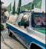 مواطن يوشح سيارته بالأعلام وصور القيادة فرحة بيوم الوطن 91