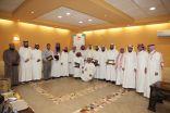 جمعية البركة الخيرية تكرم الموظفين المميزين وأشاده بما انجزته خلال 6 شهور