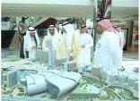 جدةتشهد واحد من اكبر المشروعات العملاقة تحت مسمى مشروع المدينة الحديثة ( مروج جدة )