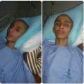 البارقي في غيبوبة  10 اشهر واسرته تناشد بنقله من مستشفى المجاردة