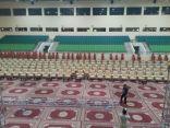 إستعدادات لحفل العيد بمحافظة وادي الدواسر