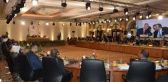 انعقاد الاجتماع المشترك لوزراء الخارجية والوزراء المعنيين التحضيري للقمة الاقتصادية الرابعة في بيروت