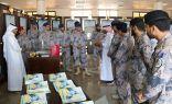 اللواء الجهني يفتتح المعرض التثقيفي بأخطار المخدرات بأكاديمية محمد بن نايف