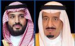 خادم الحرمين وولي العهد يطمئنان على صحة ملك المغرب هاتفيًا
