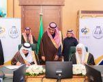 الأمير حسام يرعى توقيع مذكرة تفاهم بين جامعة الباحة وجمعية أكناف للأيتام