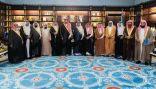 أمير الباحة يستقبل لجنة إصلاح ذات البين ويثمن دورها المجتمعي