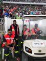 الهلال الأحمر بجدة : 10 فرق شاركت في خدمة مباراة الأهلي والنصر