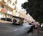 إصابة ١٨ شخصا .. بحريق شقة سكنية في حي السلامة بجدة