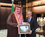 أمير الباحة .. يستقبل القنصل العام الفرنسي لدى المملكة