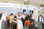 2689 طردًا من منتجات الزيتون تم شحنها  بالبريد السعودي في ختام مهرجان الزيتون بالجوف
