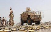 قتلى وجرحى من الميليشيا الحوثية في قصف مدفعي بجبهة نهم