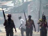 مقتل وإصابة 4 من رجال الشرطة بهجوم مسلح شمال غرب باكستان