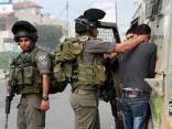 قوات الاحتلال الإسرائيلي تعتقل ثمانية فلسطينيين