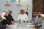 إدارة نادي العين .. تجتمع لدراسة المستجدات والحلول
