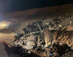 وفاة وإصابة خطيرة .. بحادث سير في الباحة