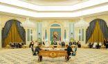 ولي العهد : اتفاق الرياض فاتحة خير لمرحلة جديدة من الاستقرار والتنمية في اليمن