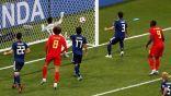 بلجيكا (تقلب الطاولة) على اليابان 3 – 2 .. لتلاقي البرازيل في ربع النهائي