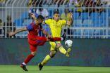 النصر يفوز على أبها ويقفز وصيفًا في دوري الأمير محمد بن سلمان