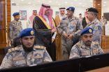 سمو وزير الداخلية يرعى تمرين (القبضة 2) الذي نفذه حرس الحدود في جدة