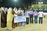 الأمير خالد الفيصل يتوج الفائزين ببطولة منطقة مكة لجمال الجواد العربي