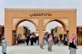 """""""خان الخليلي """" في القرية التراثية بمهرجان الملك عبدالعزيز للإبل"""