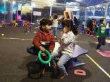 """""""بيت بيوت"""" مهمة تعيد الأطفال التائهين لذويهم بالجنادرية"""