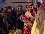 ولي العهد يصل باكستان في زيارة رسمية .. وتوقيع 7 اتفاقيات