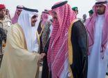 نائب خادم الحرمين الشريفين يصل إلى الرياض