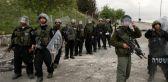قوات الاحتلال تعتقل خمسة فلسطينيين
