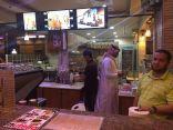 بلدية الخفجي: حملات صباحية ومسائية على محلات الكوفي شوب
