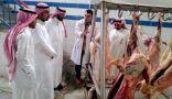 أمانة الشرقية: إختتام الورشة التدريبية ( طرق الكشف عن صلاحية اللحوم نظرياً وعملياً)