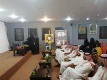 لأول مره ثلاث تشكيليات سعوديات يعرضن تجاربهن في جمعية فنون أبها