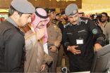 (911) تعلن عن تعاونها مع البريد السعودي لسرعة الوصول للمتصل بالعنوان الوطني