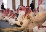 بحضور مسؤولين وأمراء.. الأمير مقرن بن عبدالعزيز يفتتح جامع والدته في الرياض
