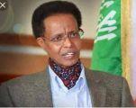 علي ابراهيم وزيرالتخطيط السابق لصومالي لاند في ذمة الله