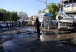 مقتل 34 شخصاً بتفجيرين انتحاريين في العراق