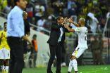 رياضي / الاتحاد السعودي يتعادل مع الوصل الإماراتي في الدور الـ 32 من البطولة العربية للأندية