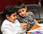 34 طفلاً بأفلاذ يتدربون على اليوتيوب وتويتر