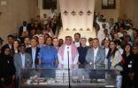 السفراء المعتمدون لدى المملكة يزورون محافظة الطائف وسوق عكاظ