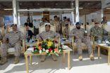 اختتام التمرين السعودي الامريكي المشترك ( درع الوقاية ٢ )