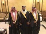 البشيري والزهراني يحتفلون بزواج الشاب عبدالله في الدمام
