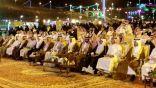 3 آلاف زائر في ختام مسابقة الفنون الشعبية بمحافظة القرى