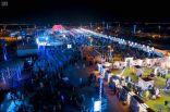 مهرجان البصر يستهوي أكثر من 100 ألف زائر