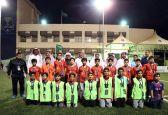 1300 طالب بالرياض .. في دوري المدارس لكرة القدم