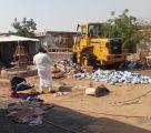بلدية جنوب جدة تُتلف عددًا من العبوات المقلدة لمواد تنظيف