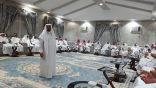 غرم الله آل فرحان .. يحتفل في جدة بأصدقائه