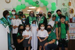 احتفالات مركز مهارات التعليمي بدبي باليوم الوطني السعودي الـ 91