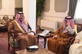 """د . الفهيد يلتقي سمو المحافظ وأعضاء اللجنة العليا لتدارس الخطط الأولية لـ """" الأحساء عاصمة السياحة 2019″"""