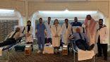فندق انتركونتيننتال جدة يشارك في حملة للتبرّع بالدم